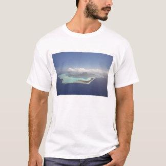 French Polynesia, Tahiti, Bora Bora. The T-Shirt