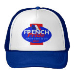 French Pride Hat