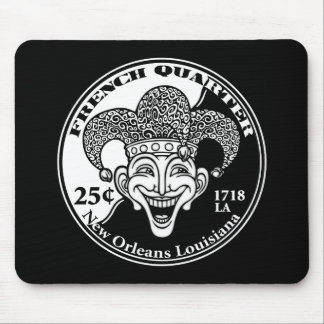 French Quarter Mouse Pad