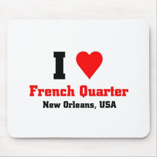 French Quarter, New Orleans USA Mouse Pad