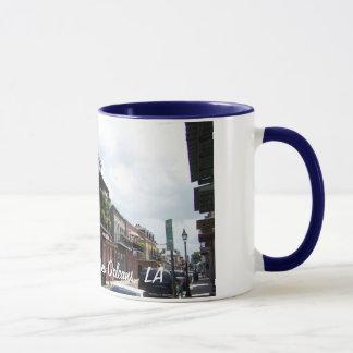 French Quarter Street View New Orleans Louisiana Mug