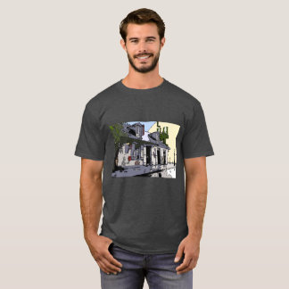 French Quarter Vintage Black Smith Shop T-Shirt