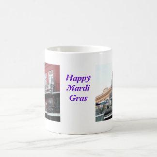 French Quarter Wrought Iron Balconies Coffee Mug
