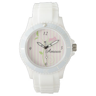 French Retro Amour Watch