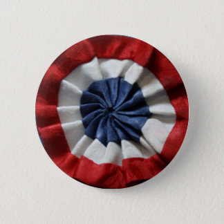 French Revolution Tricolor 6 Cm Round Badge