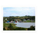 French River, PEI Post Card