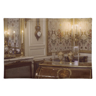 French Rococo Room In Paris Placemats