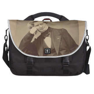 French Romantic composer Hector Berlioz Laptop Bag