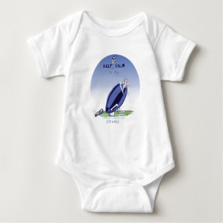 french rugby ball, tony fernandes baby bodysuit