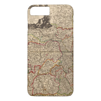 French settlements and forests iPhone 8 plus/7 plus case