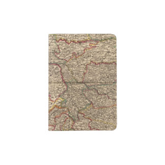 French settlements and forests passport holder