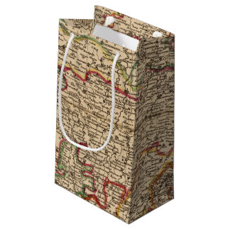 French settlements and forests small gift bag