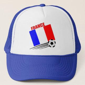 French soccer team trucker hat