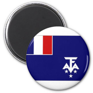 French Southern Antarctic Lands Flag Fridge Magnet