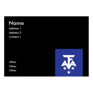 French Southern Antarctica Business Cards