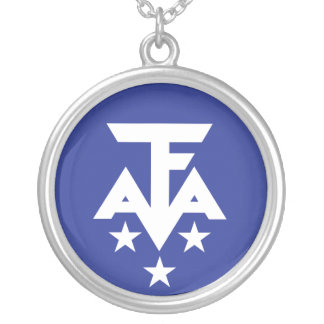 French Southern Antarctica Custom Necklace