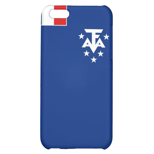 french southern territories country flag case iPhone 5C case