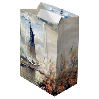 French Statue of Liberty from USA Gift Bag