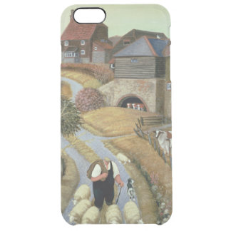French Street Farm Clear iPhone 6 Plus Case