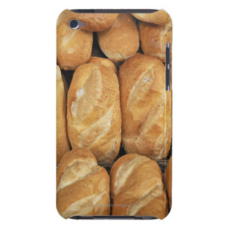 French style bread on display iPod Case-Mate case