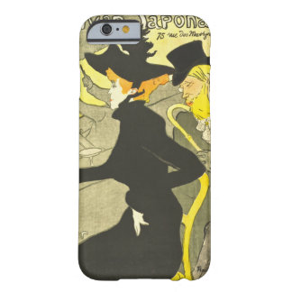 French Theater Club Ad 1892 Barely There iPhone 6 Case