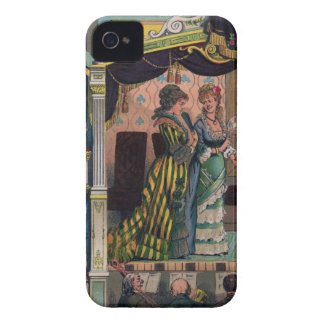French Theatre iPhone Case Case-Mate iPhone 4 Cases