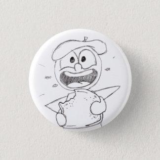 French Toast 3 Cm Round Badge