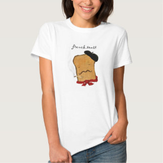 French Toast Ladies T Shirt