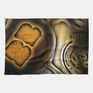 French Toast Tea Towel