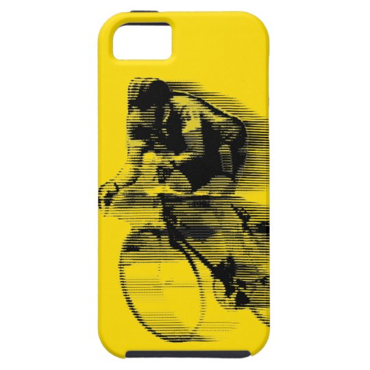French Tour Yellow Jersey Case For The iPhone 5