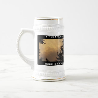 French Vanilla Ice Cream Sky Stein Beer Steins