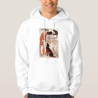 French Veterinary Clinic Hoodies