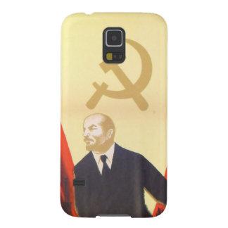 French Vintage Communist Propaganda Galaxy S5 Covers