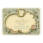 French Vintage Custom Bridal Shower 13 Cm X 18 Cm Invitation Card