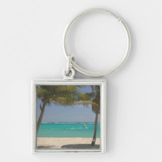 French West Indies, Guadaloupe, Marie, Galante 2 Key Ring