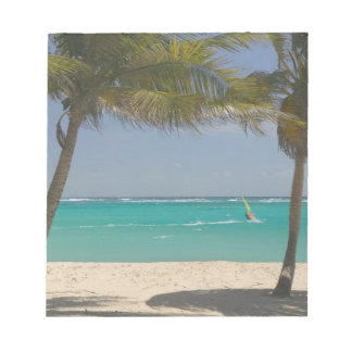 French West Indies, Guadaloupe, Marie, Galante 2 Notepad