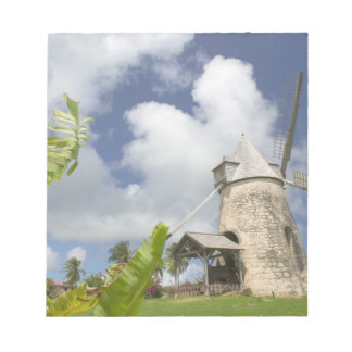French West Indies, Guadaloupe, Marie, Galante Notepad