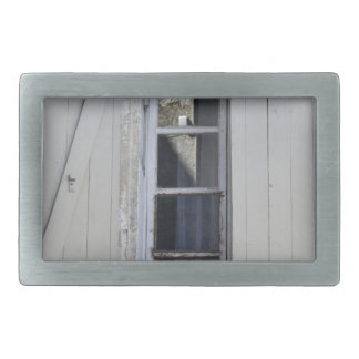 French window belt buckle