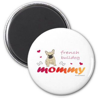FrenchBulldogFawnMommy Magnet
