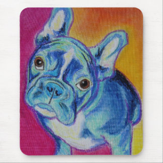 Frenchie #1 mouse pad