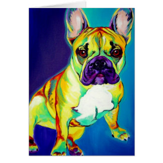 Frenchie #2 card