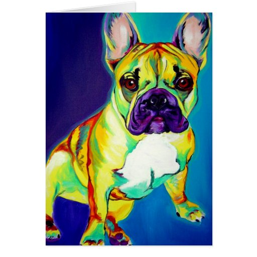 Frenchie #2 cards