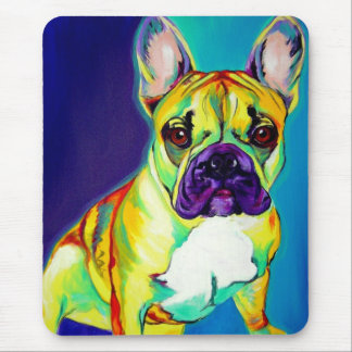 Frenchie #2 mouse pad