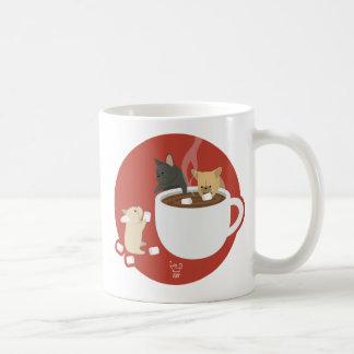 Frenchie Cocoa Mug