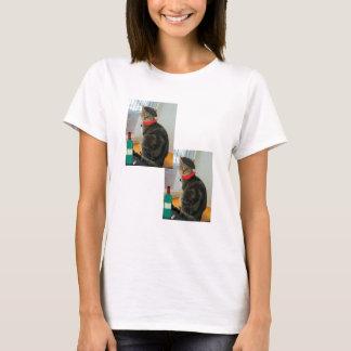 Frenchie Indigo T-Shirt