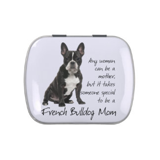 Frenchie Mom Candy Tin