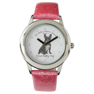 Frenchie Mom Watch