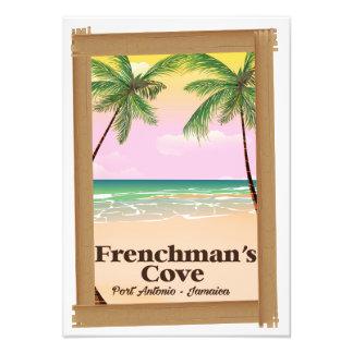 Frenchman's Cove Port Antonio, Jamaica Art Photo