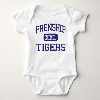 Frenship - Tigers - High School - Wolfforth Texas Tshirt