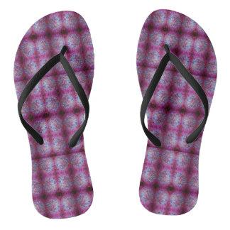 Frequency Feet Flip Flops